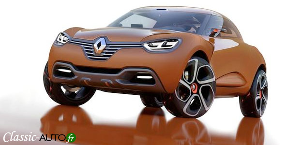 Renault Concept Captur
