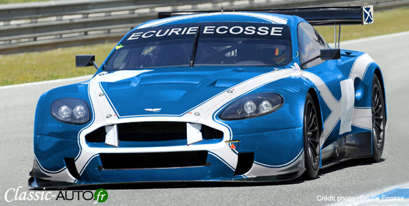 L'Ecurie Ecosse fait son come-back