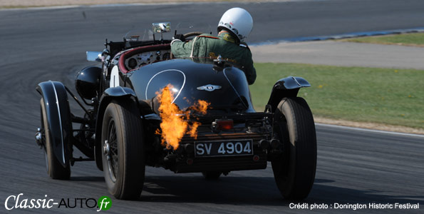 Donington Historic Festival 2011