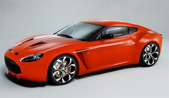 Aston Martin V12 Zagato : l'héritière !