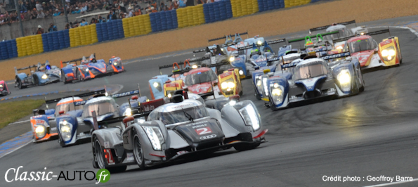 Les 24 Heures du Mans 2012 auront lieu les 16 et 17 juin