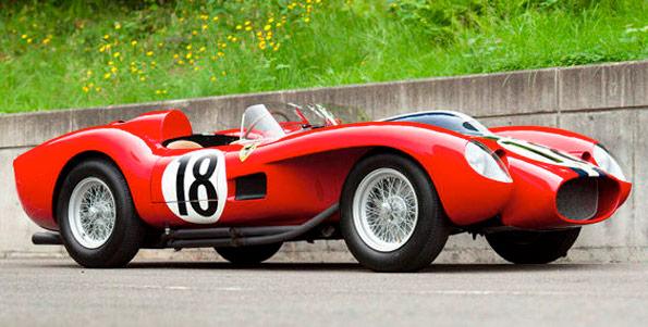 Une Ferrari 250 TR vendue plus de 11 millions d'euros ! Un record !