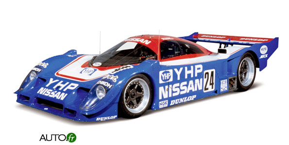 Nissan R90CK Le Mans 1990 n°24 de Mark Blundell