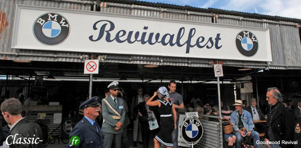 Célébrez le Oktoberfest au Goodwood Revival