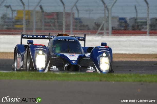 Peugeot remporte les 6 Heures de Silverstone 2011
