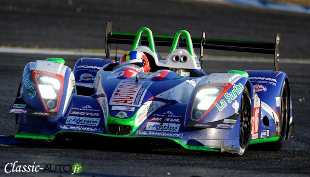 Les Pilotes Pescarolo Champions en Le Mans Series 2011