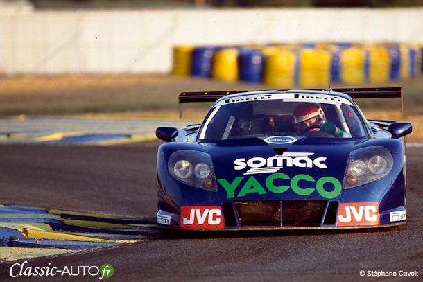 Le Renault Spider et les 24 Heures du Mans