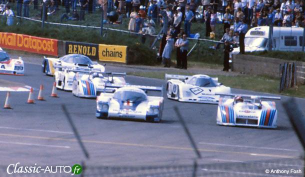 1982 : une Lncia LC1 s'impose