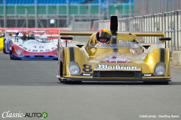 Le Classic Endurance Racing à Silverstone