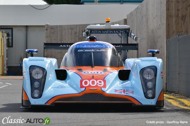 Endurance : La saison 2011 «compliquée» d'Aston Martin