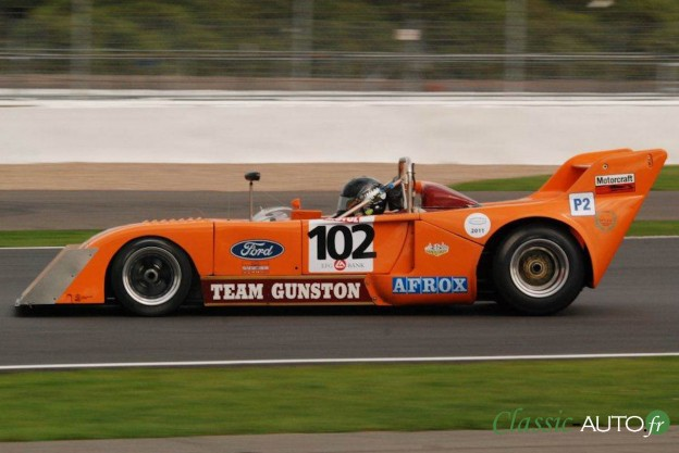 Chevron B26 1973 n¡102 - Roger Wills / Joe Twyman