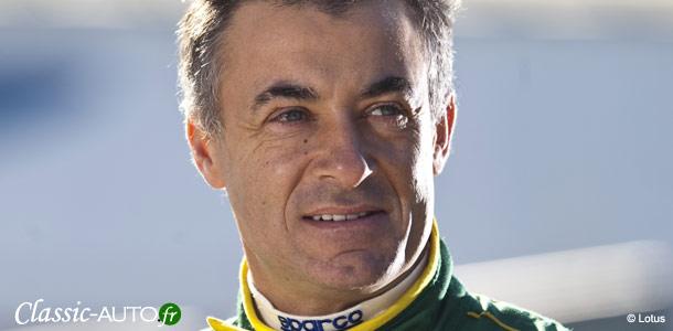 Jean Alesi participera aux 500 miles d'Indianapolis 2012