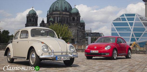 New Beetle 2012 : le vrai retour aux sources ?