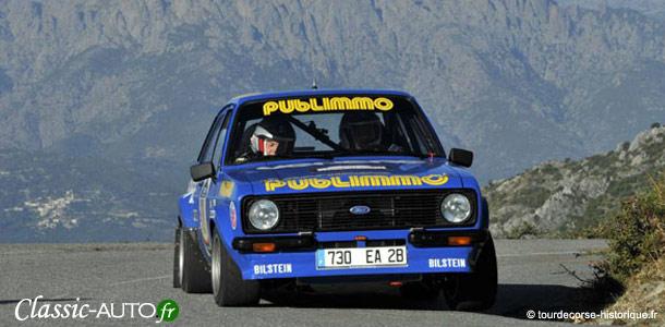 Tour de Corse Historique 2011 : c'est parti !