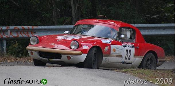 Lotus Elan Rally Club Sandro Munari