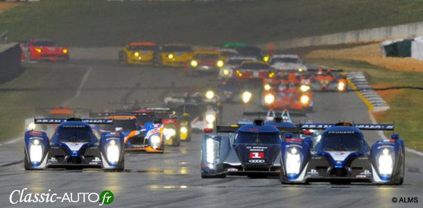 Petit Le Mans 2011 : Peugeot est titré, Audi a souffert !