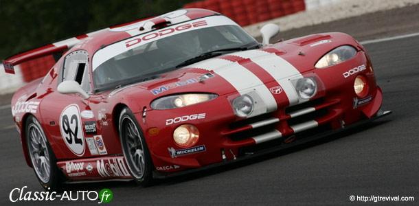 Le Blancpain Revival Series va faire rouler les GT des années 90 et 2000