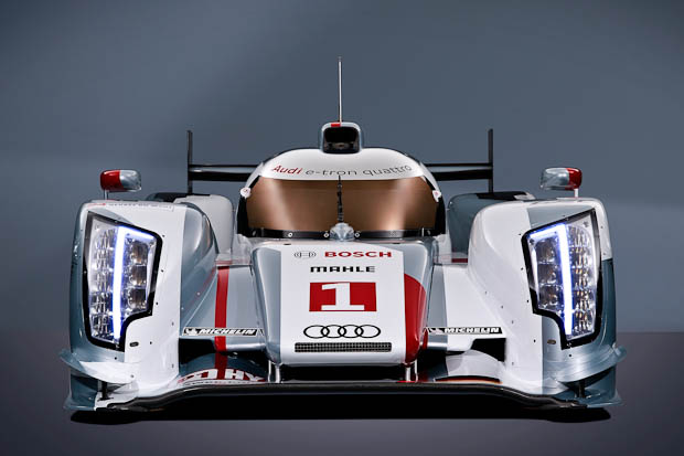 Actualité // Audi passe à l'hybride aux 24 Heures du Mans