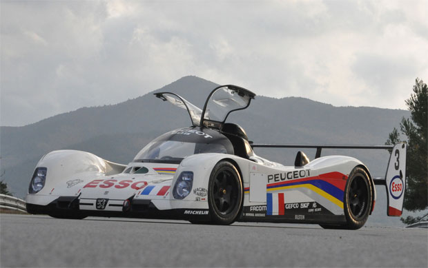 1991 Peugeot 905 #EV13