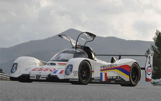 Enchères : Sport et GTs au Mans Classic 2012