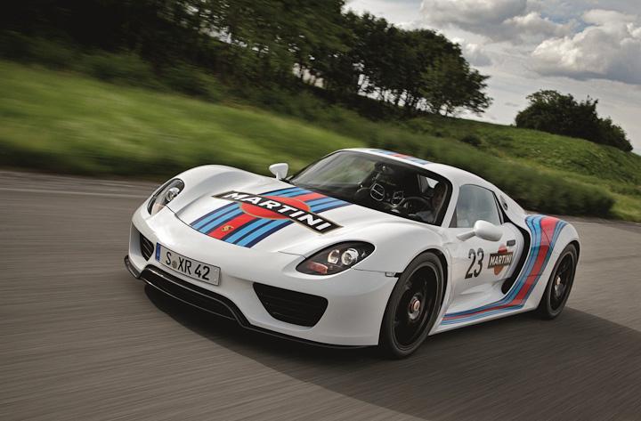 Porsche 918 Spyder : les détails révélés !