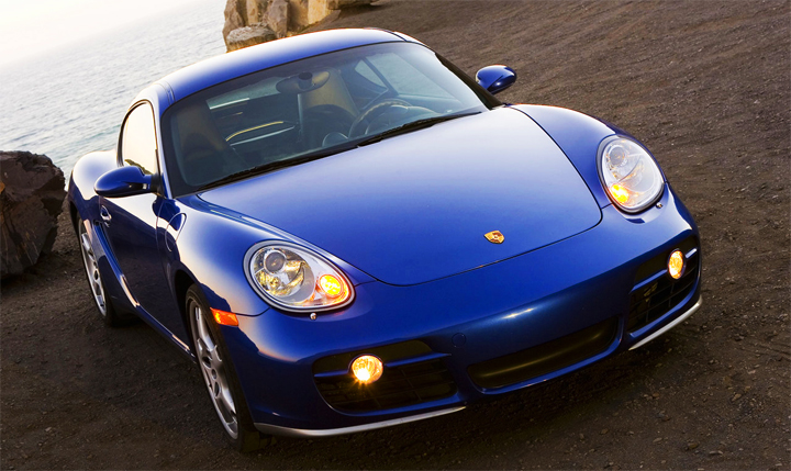 porsche-cayman