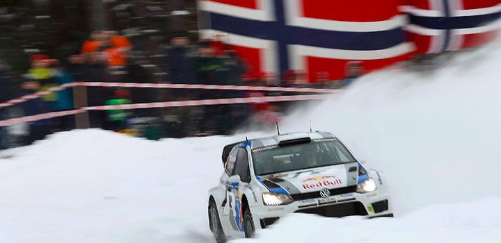 Partez avec Volkswagen au Rallye du portugal