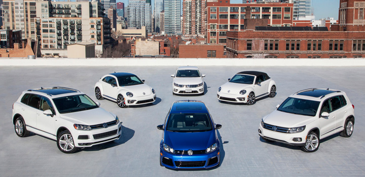 Volkswagen, gratin de l'automobile !