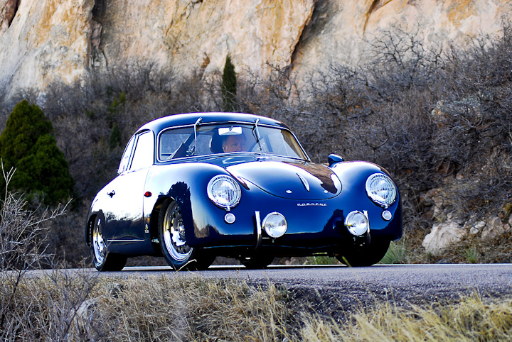 Porsche 356 1953 de Fred Veitch