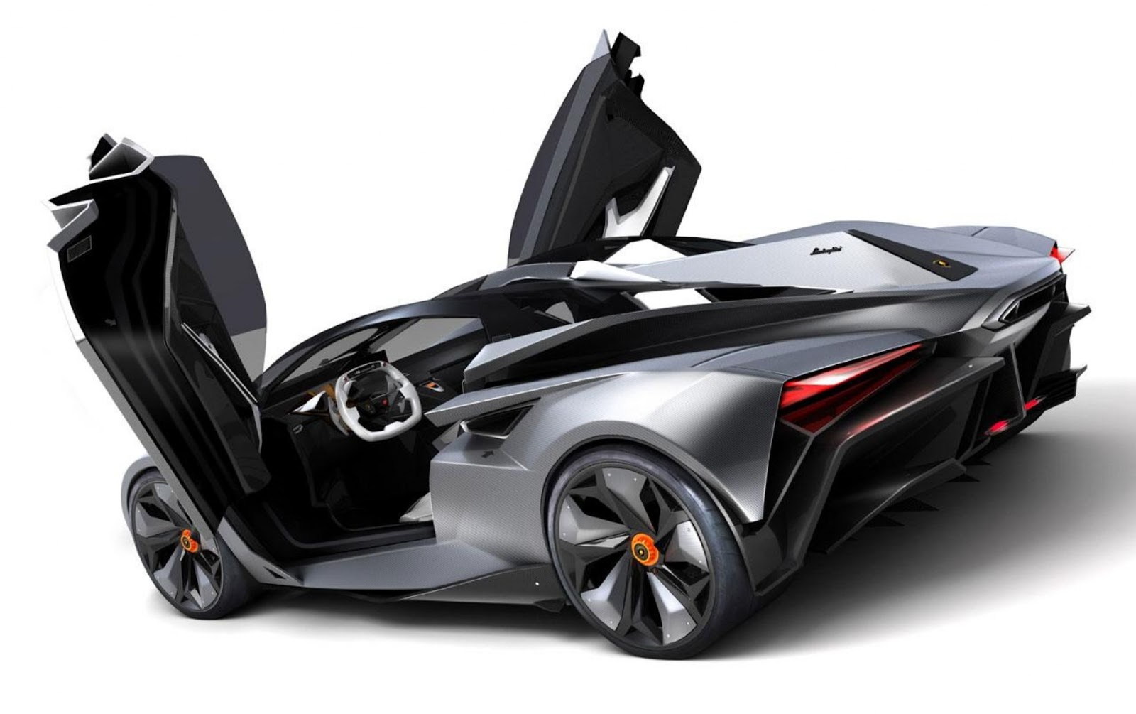 La future Lamborghini Cabrera en vidéo