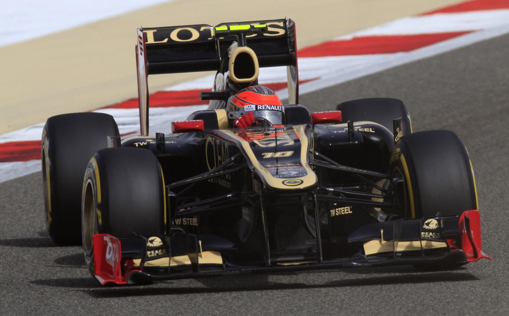 F1 : le calendrier 2014
