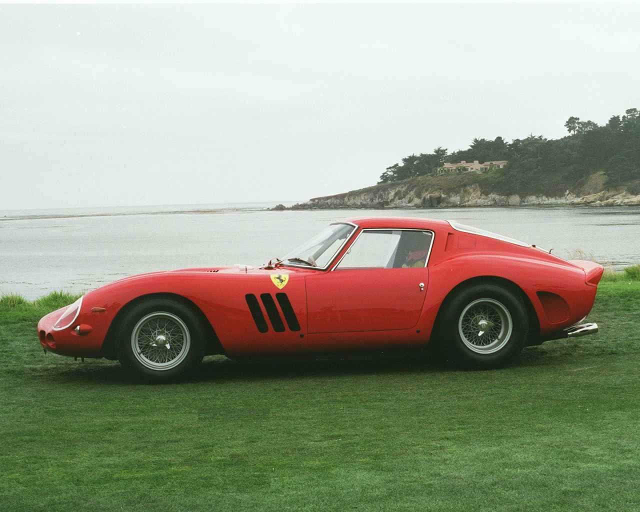 40 millions d'euros pour une Ferrari 250 GTO