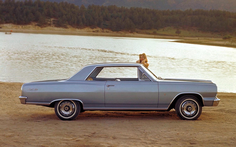 50 ans : bon anniversaire la Chevrolet Malibu