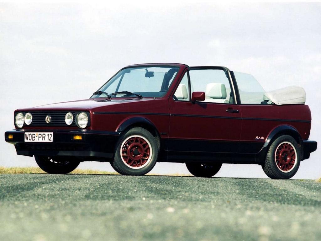 Bien acheter sa Volkswagen Golf I Cabriolet