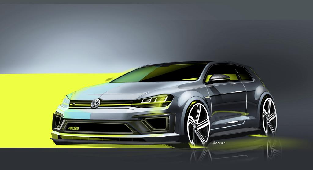 Golf R400 : la Volkswagen qui se prend pour une Porsche !