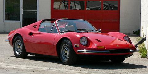 Une Ferrari Dino 246, ça vous tente ?