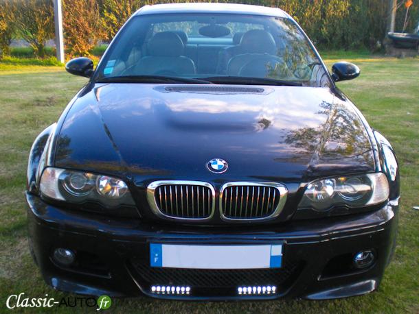 Feux de jour Philips Daylight 8 sur BMW M3