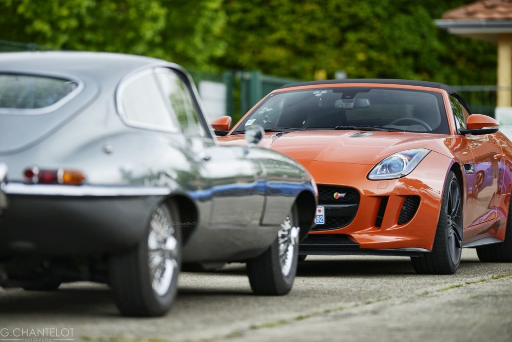 Jaguar Type F